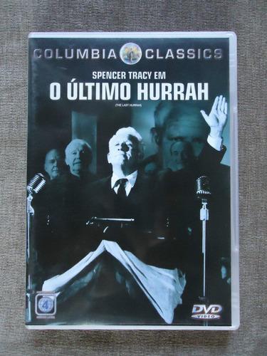 o último hurrah - filme em dvd