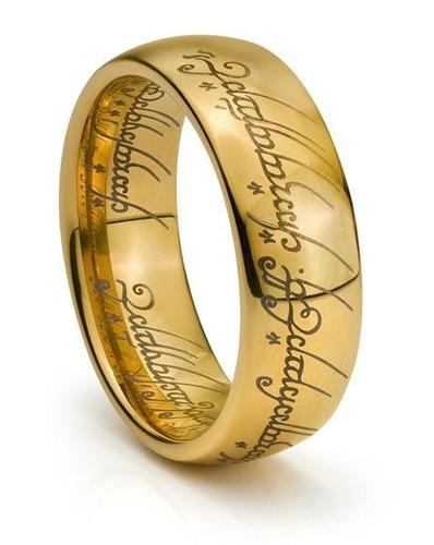 o um anel - o senhor dos anéis