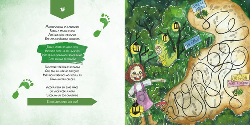 o unicórnio do arco-íris - athos b (rpg livro-jogo infantil)