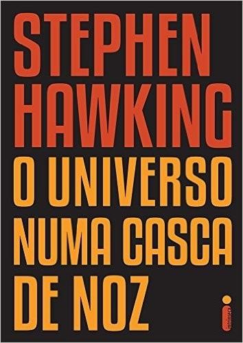 O Universo Numa Casca Noz Livro Stephen Hawking - R$ 49,90