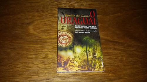 o uraguai - basílio da gama - livro novo