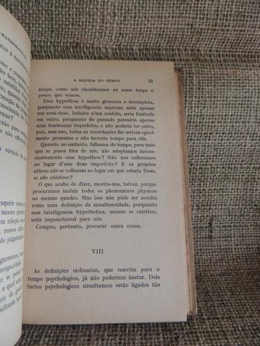 o valor da sciencia h poincaré 1924 livraria garnier