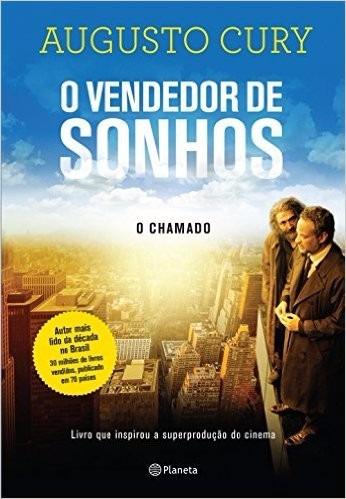 o vendedor de sonhos livro augusto cury frete 8 reais