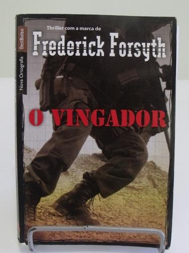 o vingador - frederick forsyth