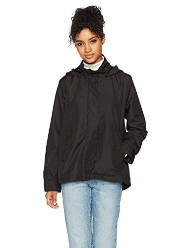 o x26 39 neill coley woven chaqueta de mujer, negro   negro,