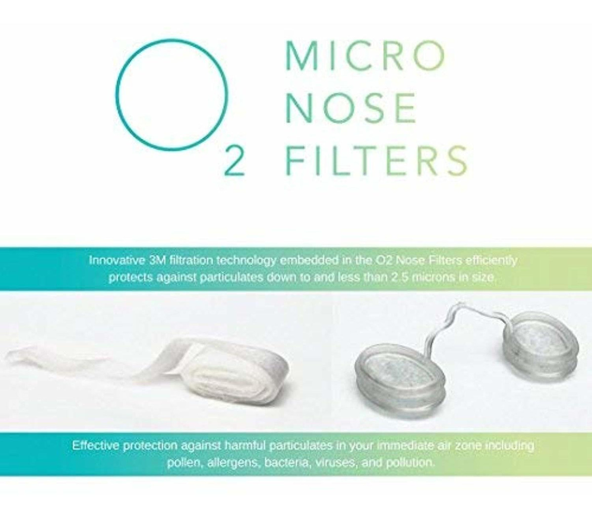 Image result for O2 Micro Nose Filters