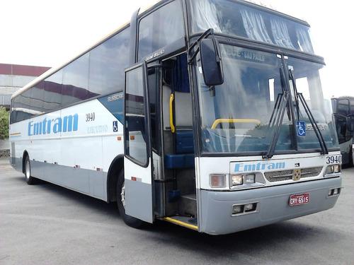 o400 rse merc. benz-  busscar jum - (3940) - ano 1999