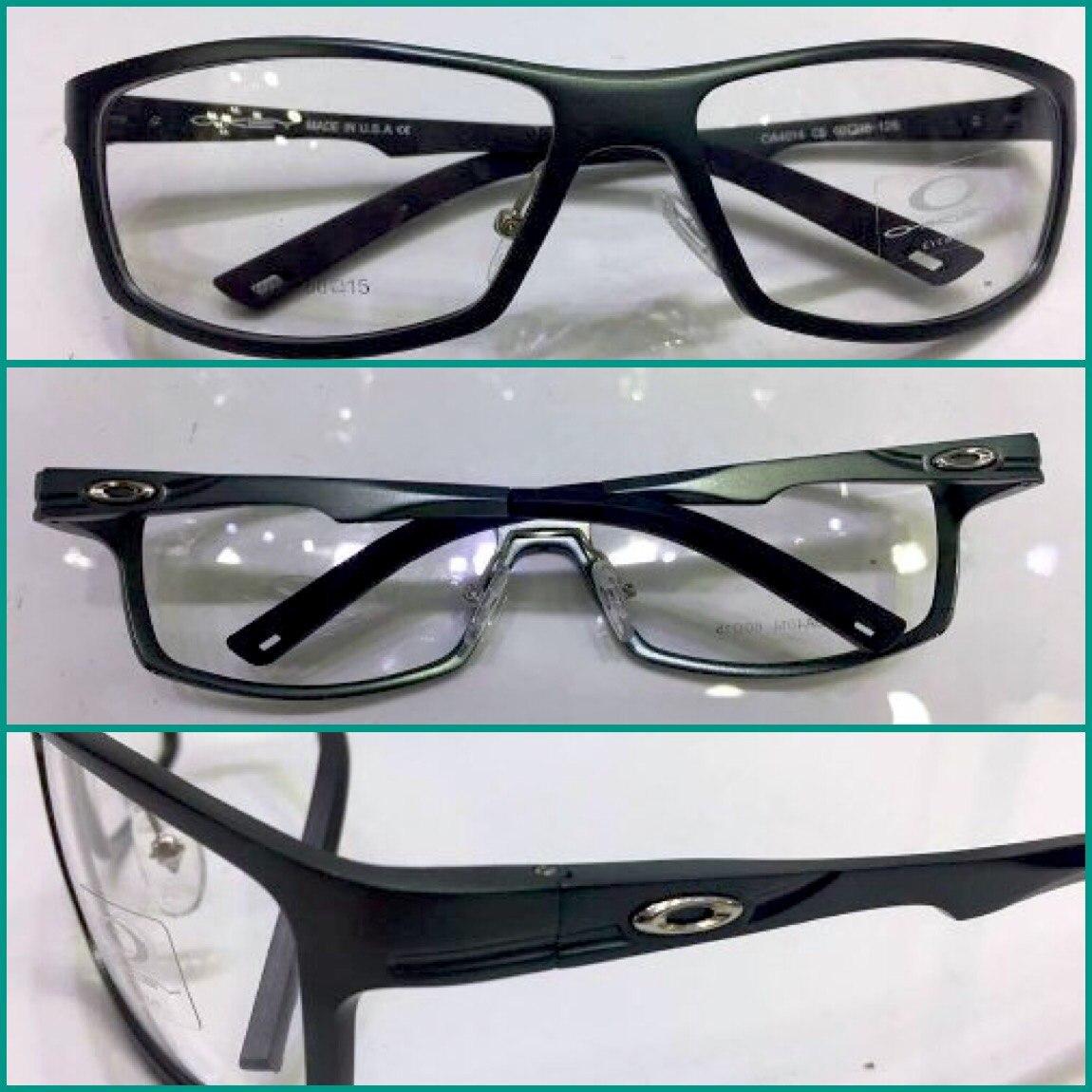 ef4caf3cd oa4014 armação oculos aluminio esporte frete gratis verde. Carregando zoom.