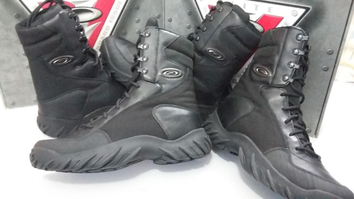 ea3bd9563b640 Oakley Assault Boot 8 Inch Black - Pronta Entrega - R  1.399,00 em ...