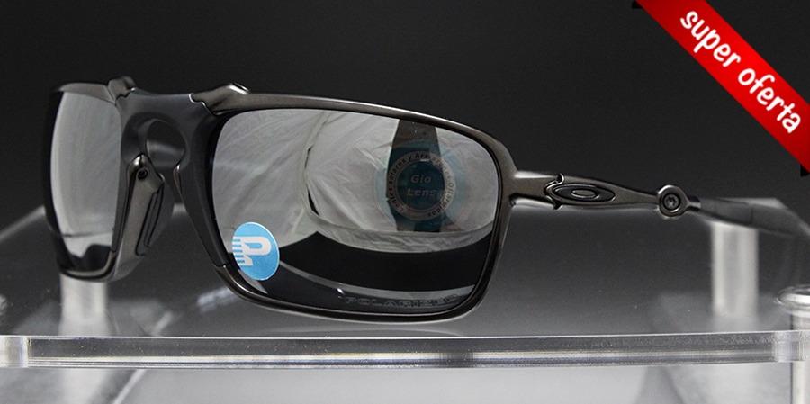 15508f22de oakley badman dark carbon - black iridium polarized 6020 01. Cargando zoom.