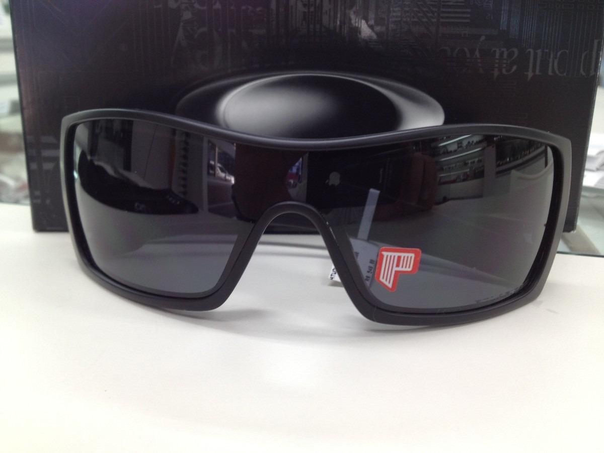 fa5d630176dbc óculos Oakley Batwolf Polarizado Preto   Louisiana Bucket Brigade