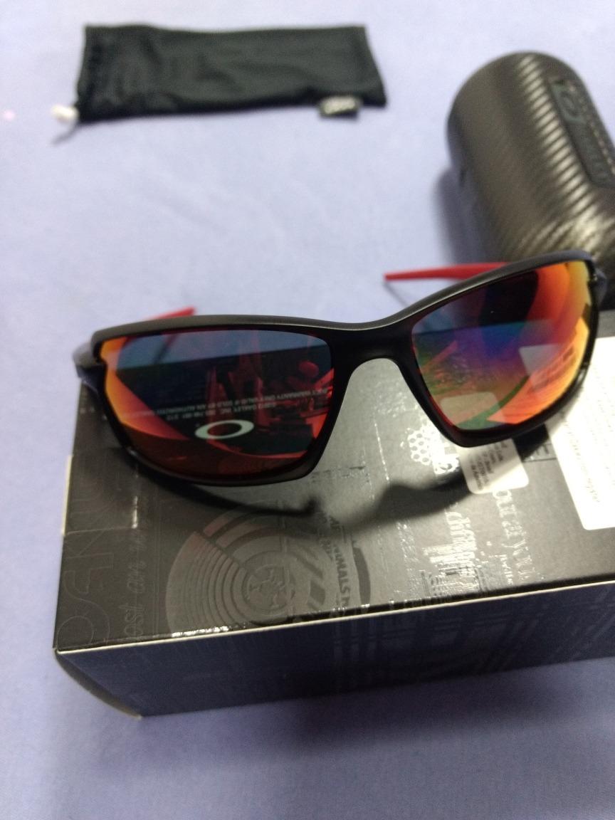 fd253fd39e060 Oakley Carbon Sgift Novo Na Caixa - R  920