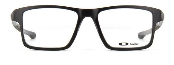 f9de5f75b0f95 Oakley-chamfer 2-óculos De Grau-preto Fosco - R  399