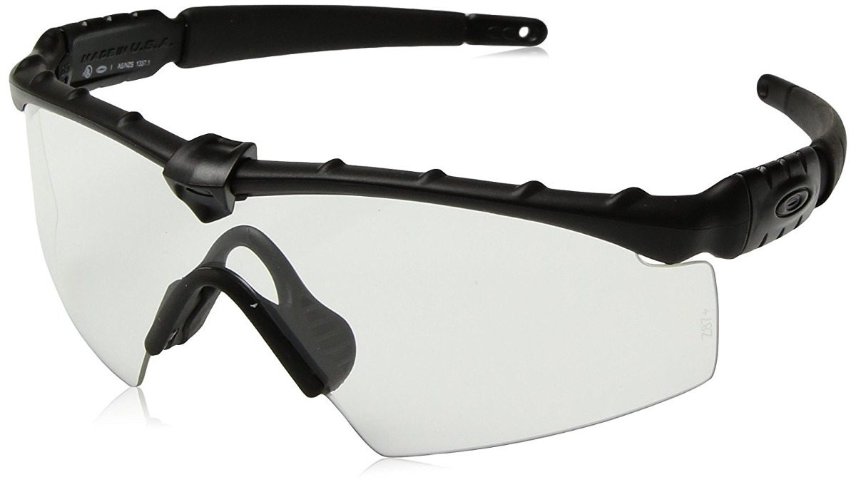 Oakley Clear Industrial M Frame 2.0 Clear + Envio Gratis - $ 167.999 ...