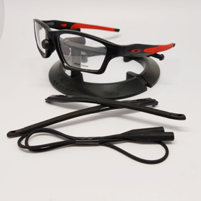 miten ostaa kauneus uusia kuvia Gray Lentes Oakley Crosslink Ox8029 0156 Black - Lentes en ...