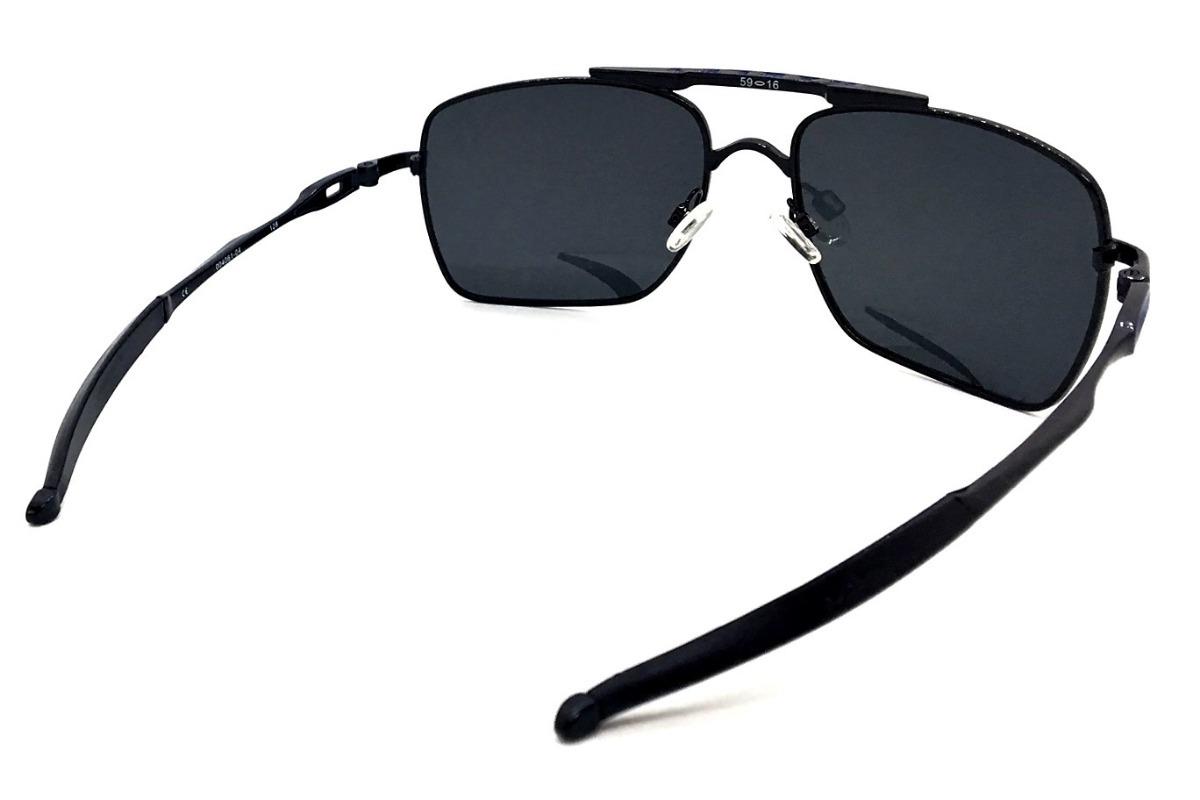 Carregando zoom... óculos de sol masculino oakley deviation oa4061  polarizado 853434f3f3