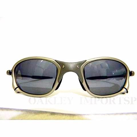 753a710a8 Oakley Double Xx Tio2 Polarized Numerado + 1 Par De Lentes - R$ 123 ...