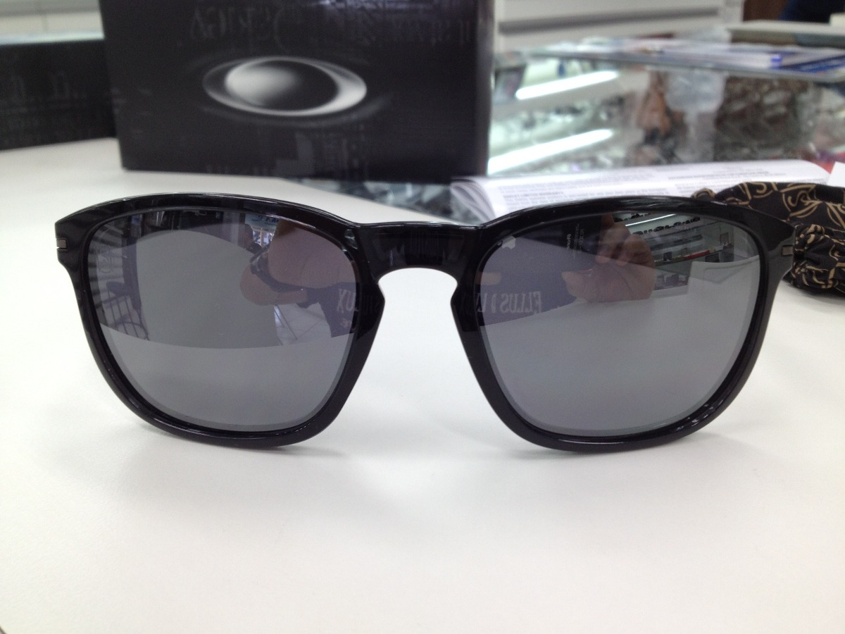 fde9fe80ac07e Carregando zoom... oculos solar oakley enduro 009223-03 shaun white black