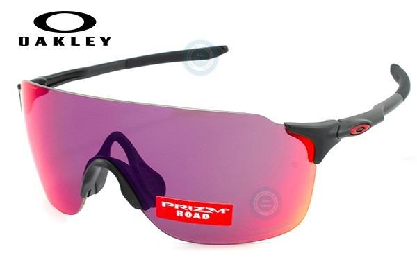 96b0d0ae445c8 Oakley Evzero Stride Matte Black Prizm Road Ciclismo 9386 05 ...
