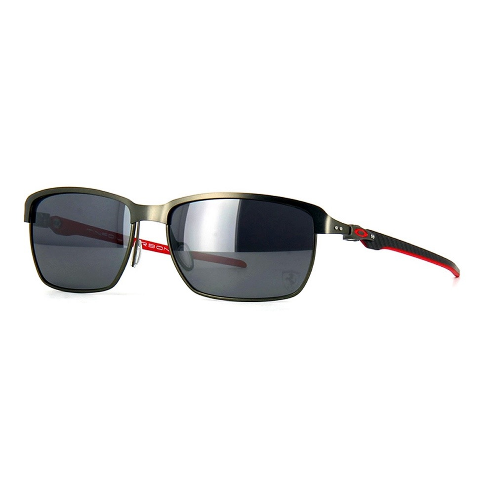 39fd2bd5e8 Oakley Ferrari Tinfoil Carbon Black Iridium Polarized 601806 -   5