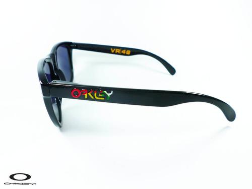 oakley frogskin vr46 polarized hd uv400 gafas av0115