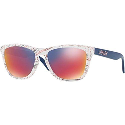 eb9e8576bc ... get oakley frogskins gafas de sol white team usa kinetist red a4ac1  51e6b