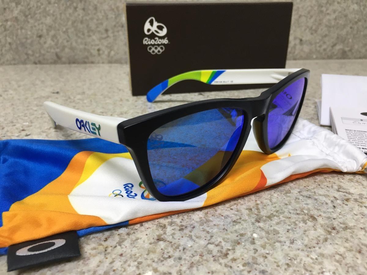 c073af06c1881 oakley frogskins olympic rio 2016 limited edition original. Carregando zoom.