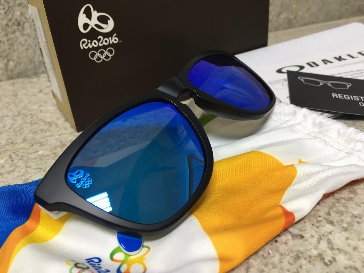 c65d9febdef7e oakley frogskins olympic rio 2016 limited edition original. Carregando zoom.