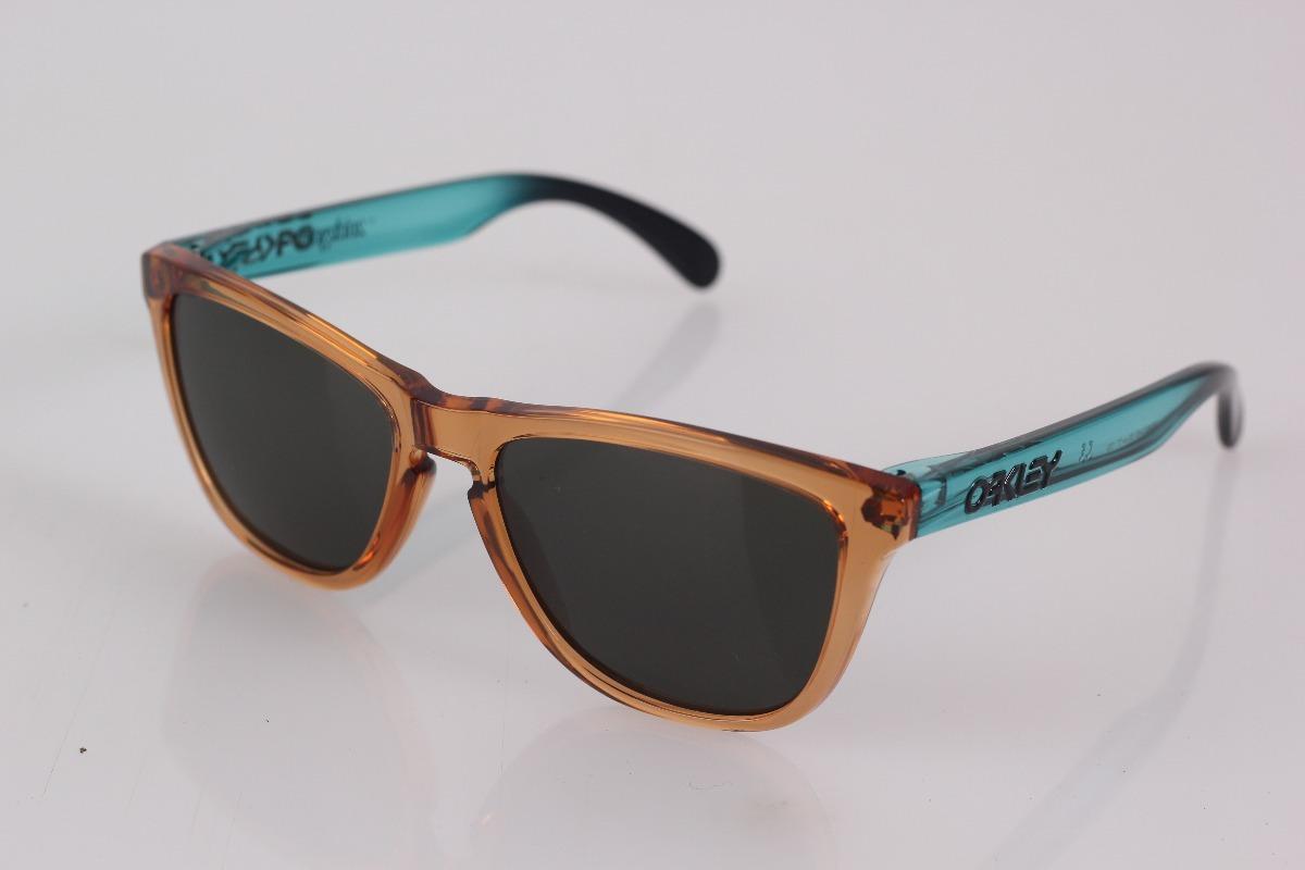 Oakley Frogskins Surf Ochre Dark Grey Sunglasses - R  349,90 em ... ceebe87f7b