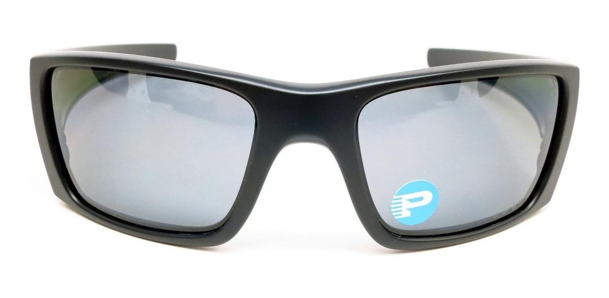 Oakley Fuel Cell Polarized >> Oakley Fuel Cell Matte Black - Grey Polarized Oo9096-05 - $ 2,654.00 en Mercado Libre