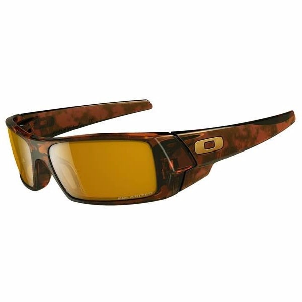 765a7bb75 Oakley Gascan 12-855 Brown Tortoise Bronze Polarizado Origin - R ...