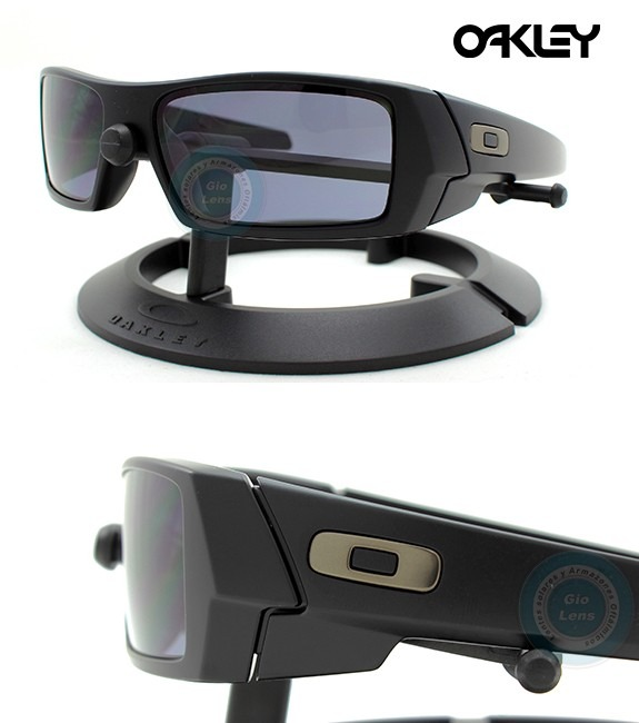 96588c8595644 Oakley Gascan Oo9014 03 473 Matte Black   Gray Original -   1,859.00 ...