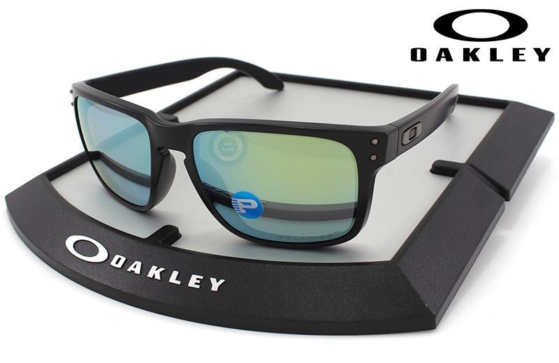 efd46d56c oakley holbrook 9102 50 black emerald iridium polarizado msi. Cargando zoom.