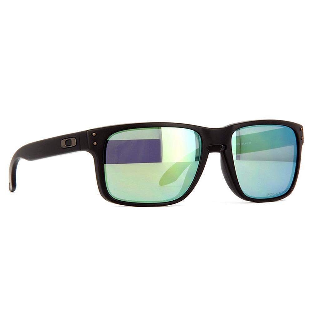oakley holbrook emerald iridium lenses