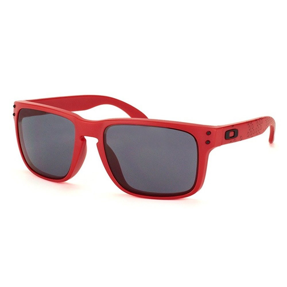 b61f474ca6 oakley holbrook matte red - grey b1b collection oo9102-83. Cargando zoom.