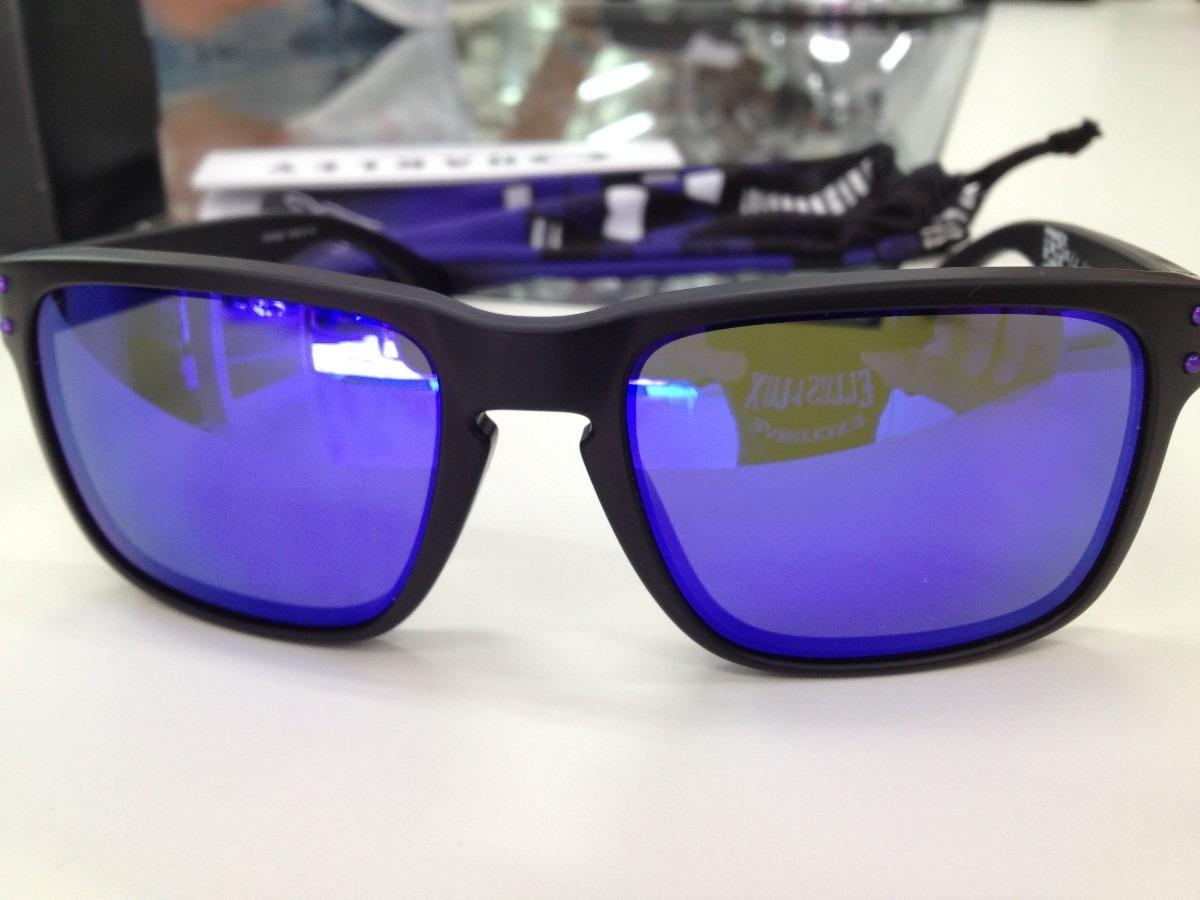 3a9b5bf6c94da Oculos Solar Oakley Holbrook 009102-26 Julian Wilson - R  459,00 em ...