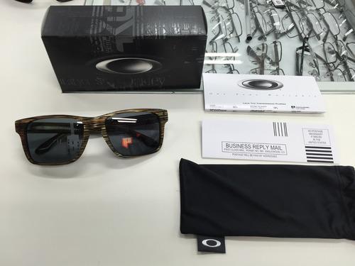 Oculos Oakley Holbrook Lx Oo2048-03 Polarizado Original - R  449,99 ... 3af35b7ff3
