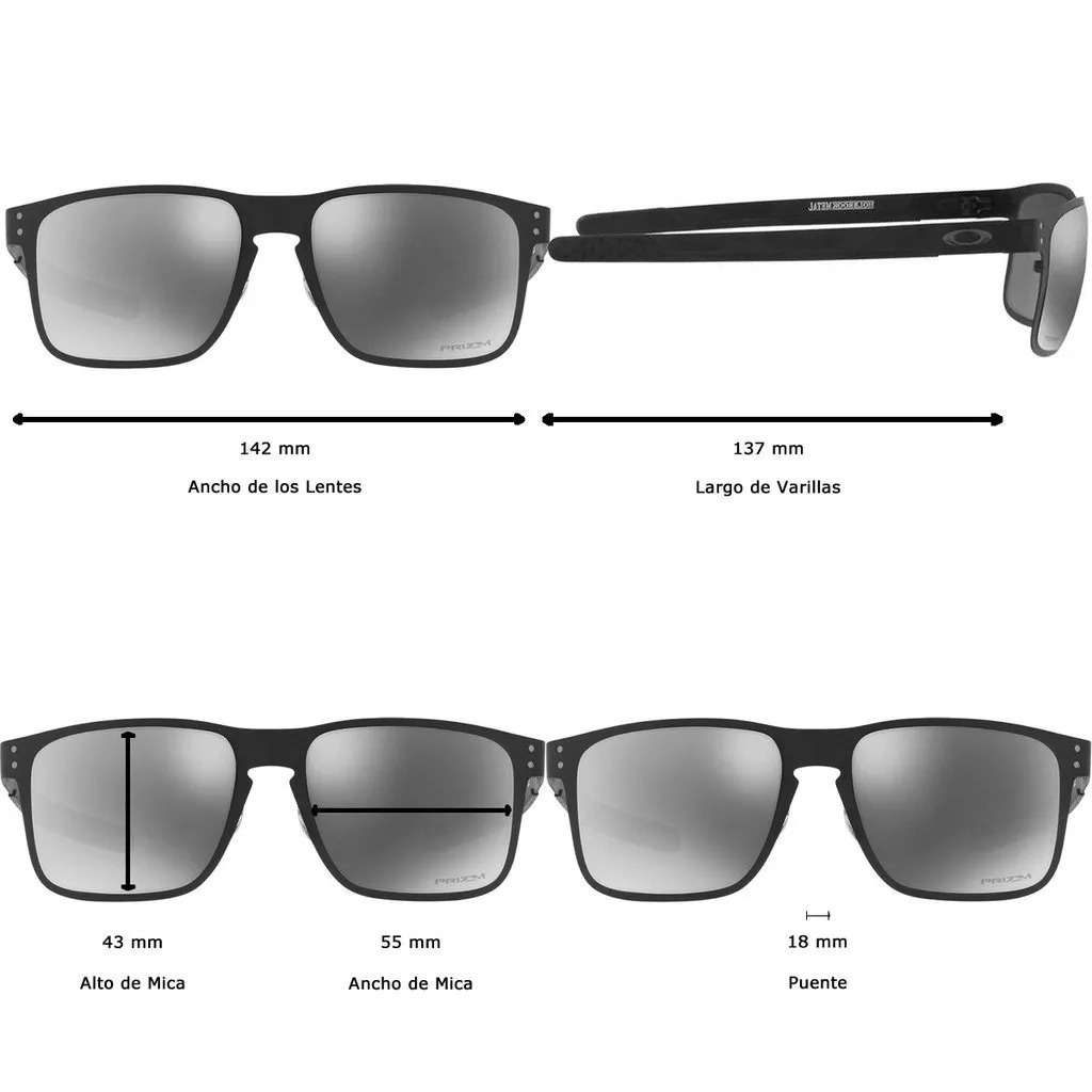 4a2747be991d7 Óculos Oakley Holbrook Metal Polarizado(promoção Imperdível) - R ...