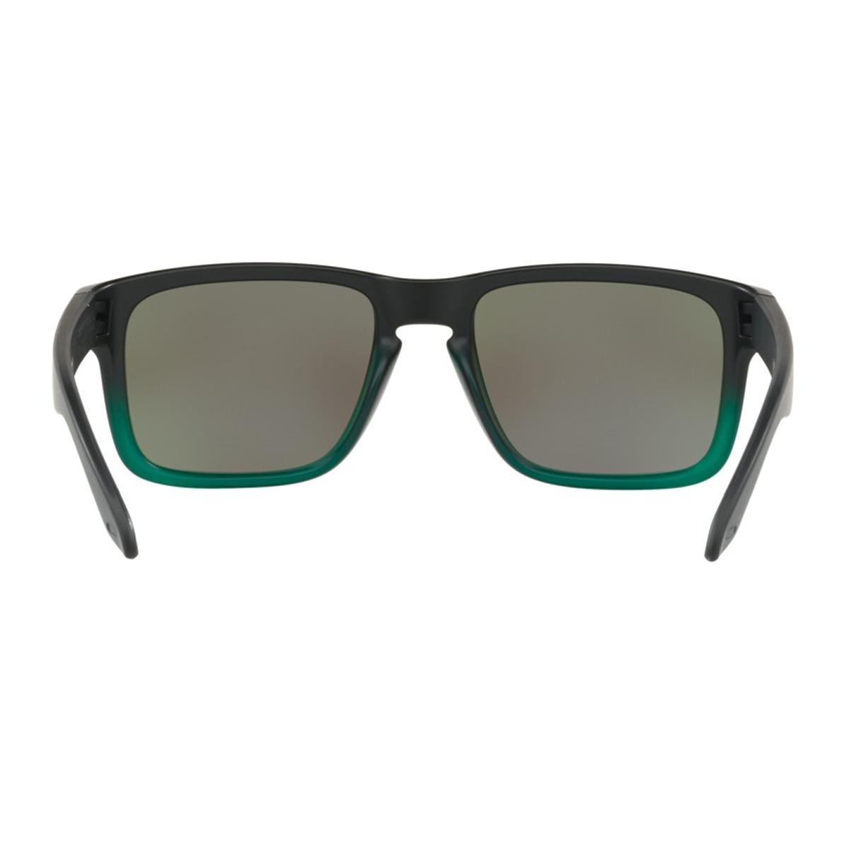 5f2036ded8330 Óculos Oakley Holbrook Jade Fade  Lente Prizm Jade Iridium - R  549 ...