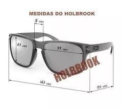 bc67a985709a1 Óculos Oakley Holbrook Lente Verde  9 - R  39