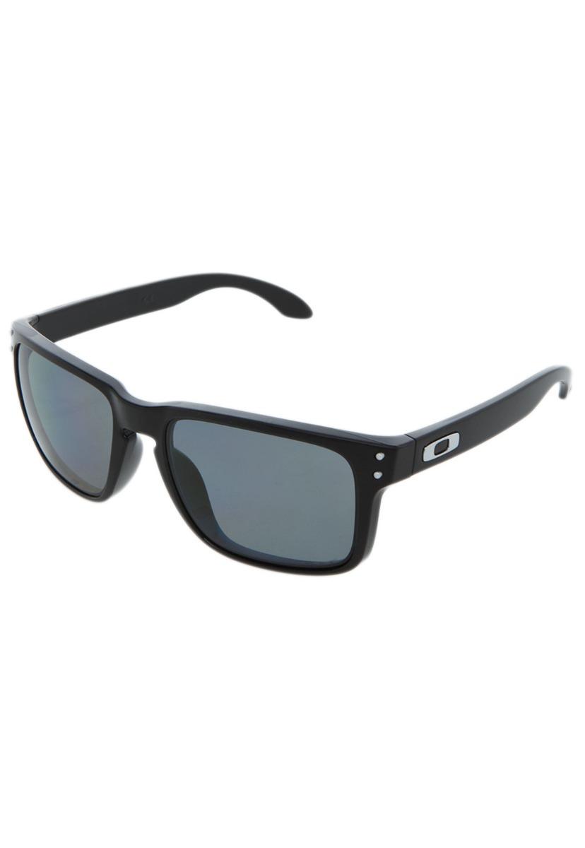 Carregando zoom... óculos de sol oakley holbrook preto polarizado com estojo 11ae81e297