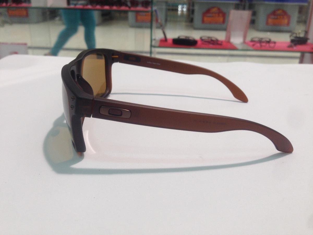 5999e05d0b047 Óculos De Sol Oakley Holbrook Polarizado Oo9102-03 Original - R  580 ...