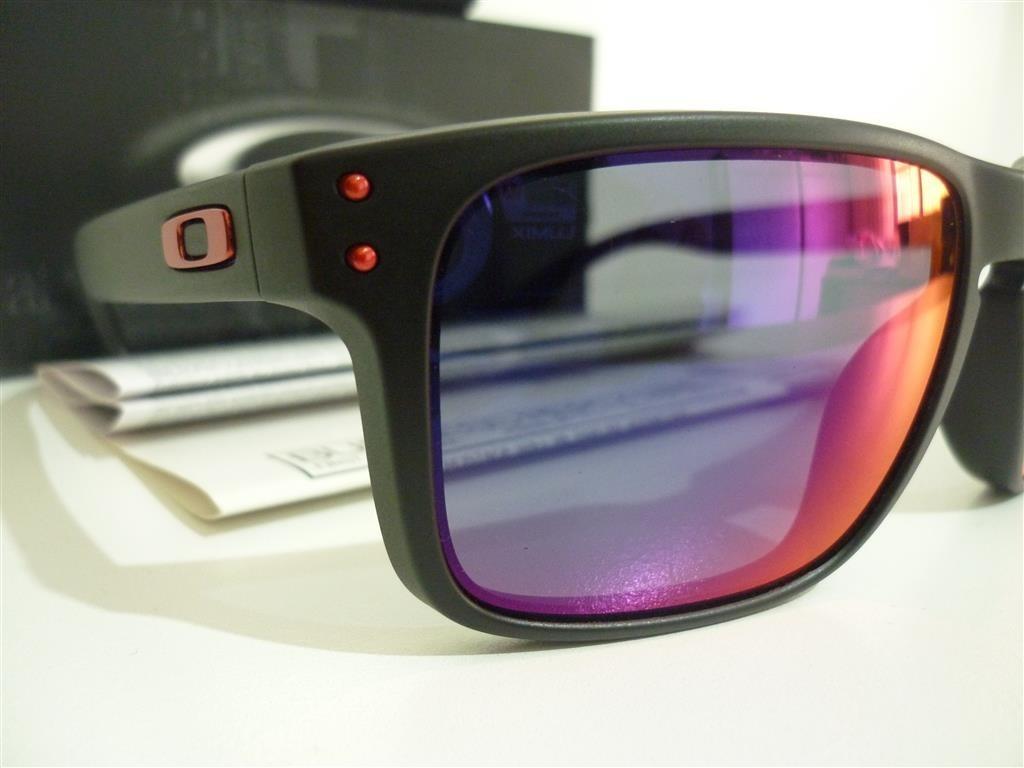 Óculos De Sol Oakley Holbrook Transformers Oo9102-36 Fosco - R  379 ... 3d1867ddbb