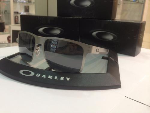 7b7f1d632ec1a oakley holbrook óculos sol. Carregando zoom... óculos de sol oakley  holbrook metal 4123-06