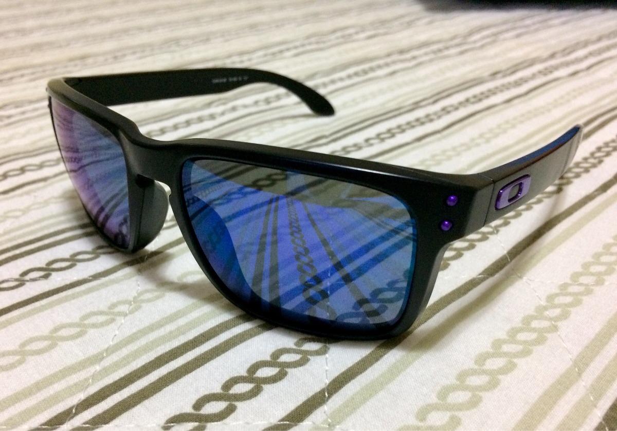 05f77dd81 Óculos De Sol Oakley Holbrook 9102-26 Julian Wilson Sig Hdo - R$ 299,90 em  Mercado Livre