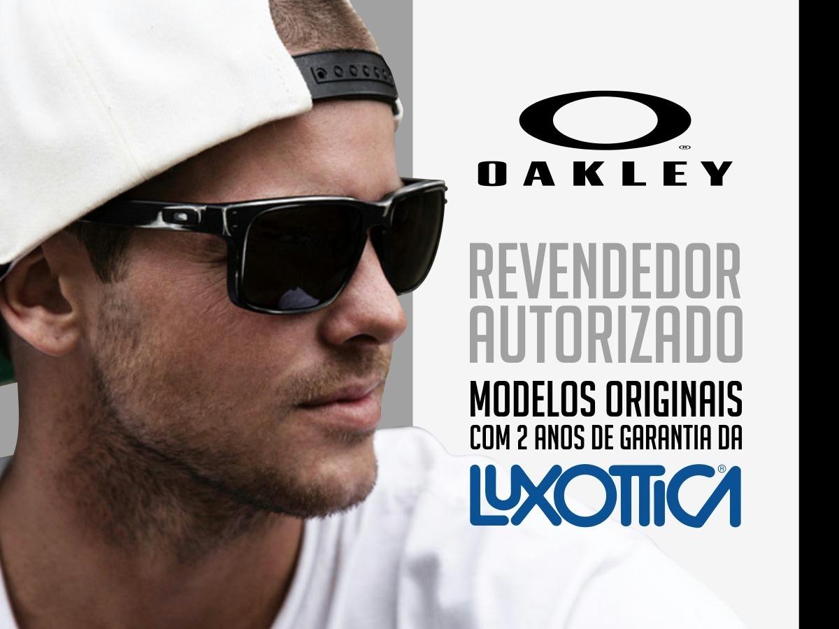 d7d34a0bcd741 Oakley Holbrook Oo9102-02 55 - Original - Entrega Rápida - R  433