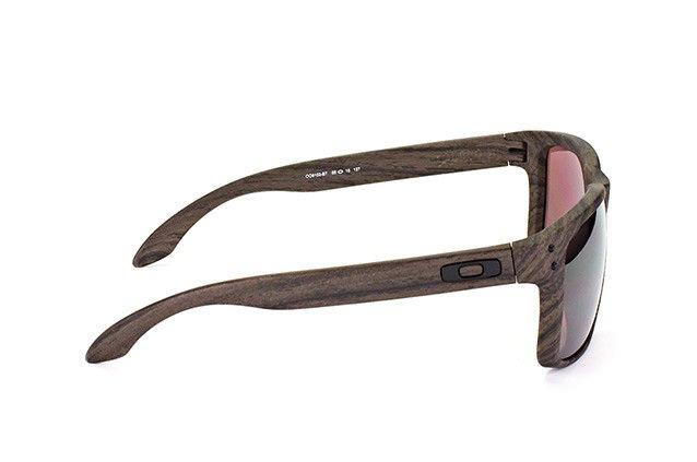 b6a810315c2 Oakley Holbrook Oo9102-b7 Woodgrain Prizm Daily Polarized N ...