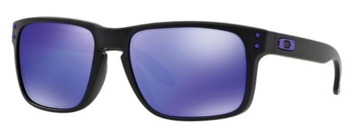 Oakley Holbrook Oo910226 Violet Iridium Preto Julian Wilson - R  439 ... 2e1dc3b7ae