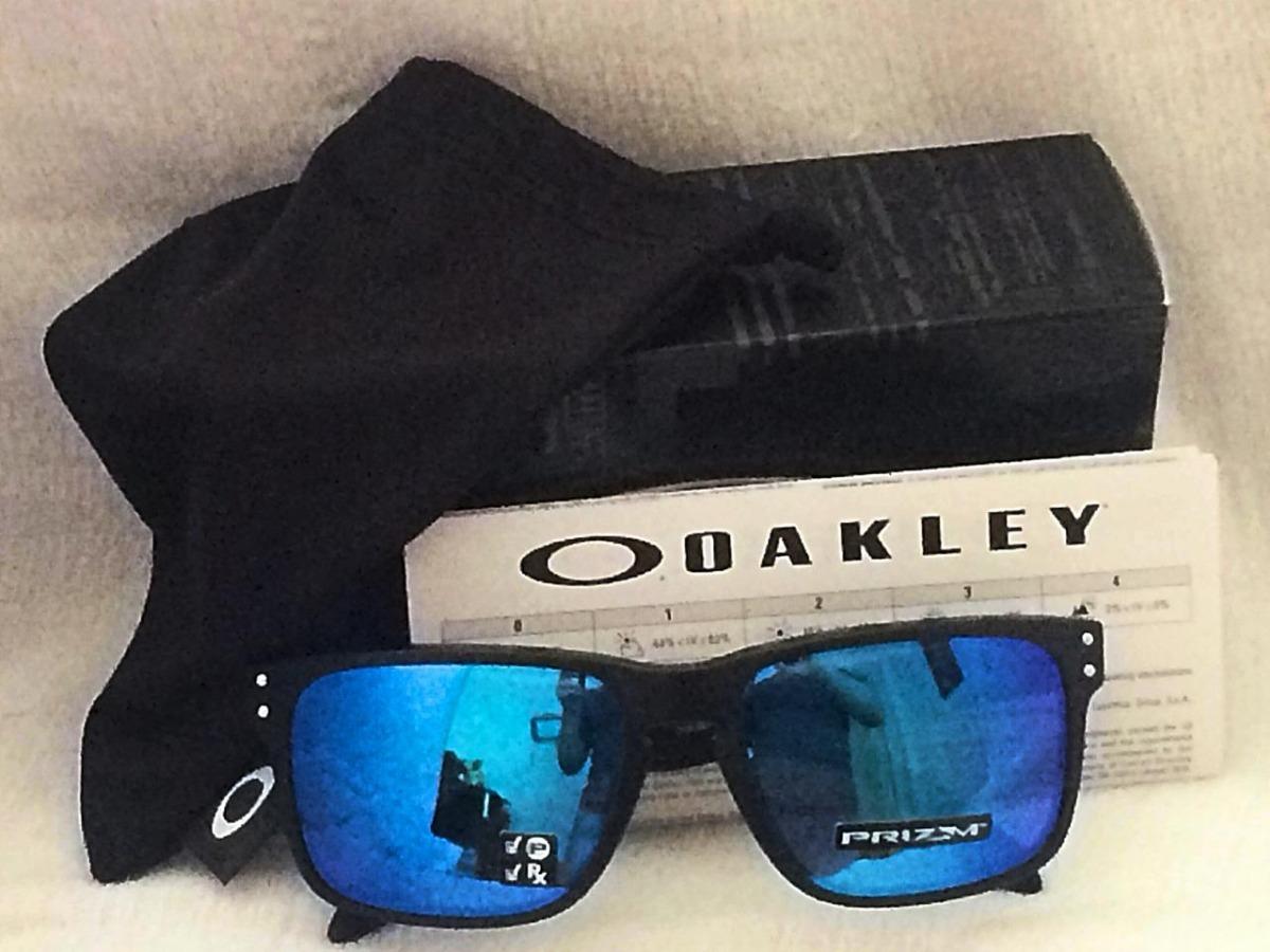 Oakley - Holbrook Prizm Sapphire Polarize - R  439,99 em Mercado Livre c299c73942
