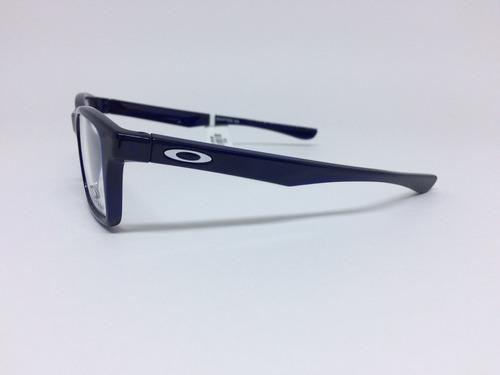 30f2acf4e066e Oakley Infantil Óculos De Grau Shifter Xs Oy8001-0450 50 15 - R  278 ...